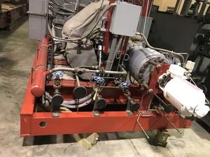Medium turbine